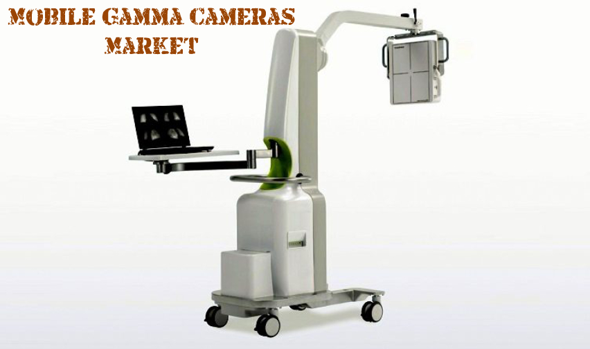 Mobile gamma cameras mark...